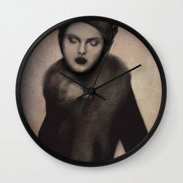 FOXTROT Wall Clock