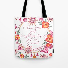 Just an Ornament Tote Bag