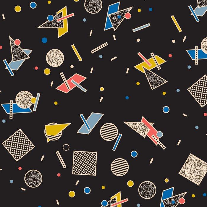 Memphis Inspired Pattern 10 Leggings