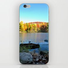 fall bliss iPhone & iPod Skin