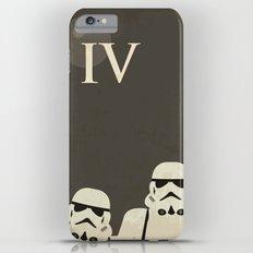 Star Wars Minimal Movie Poster Slim Case iPhone 6s Plus