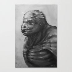 bird mutation Canvas Print