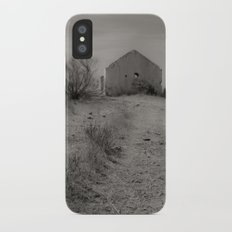 The house of Fear Slim Case iPhone X