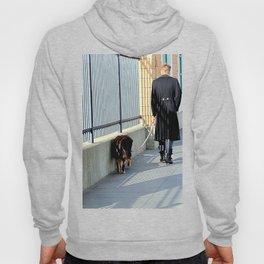 The Shadow Striper's Dog Walk Hoody