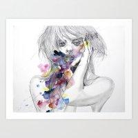 NOW Art Print
