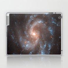 Spiral Galaxy  in the Constellation Virgo Laptop & iPad Skin