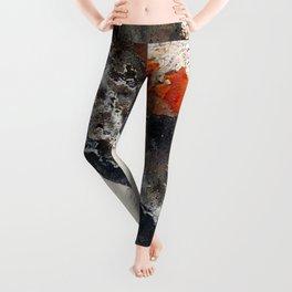 Peeling Paint Leggings