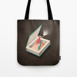 Inquiring Tote Bag