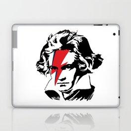 Beethoven with flash Laptop & iPad Skin