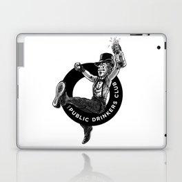 The Public Drinkers Club Laptop & iPad Skin