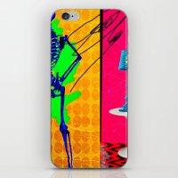 coke iPhone & iPod Skins featuring Coke by Alec Goss