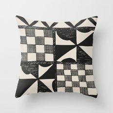Tapa Cloth | Pacifica Patterns | Tribal Art Throw Pillow