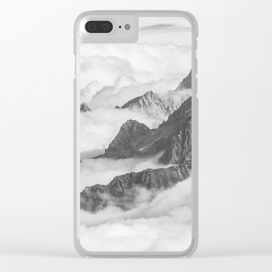 Heaven Is Here Clear iPhone Case