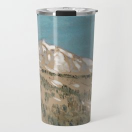 Mt Hood, Oregon 1904 by Childe Hassam Travel Mug
