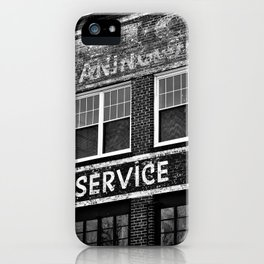 Curb Service iPhone Case
