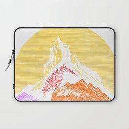The Acid Peak of Tempests Laptop Sleeve