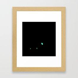 Shadow Dead  Framed Art Print