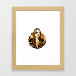 The Destroyer Framed Art Print