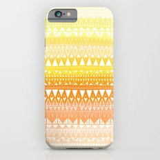 Triangle Gradient Gold Mix Slim Case iPhone 6s