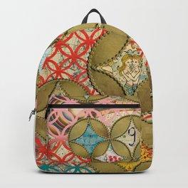 Astrology tarot Backpack