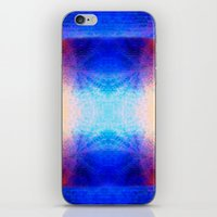 mirror iPhone & iPod Skins featuring Mirror by Vargamari