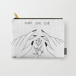 PLANT LOVE CLUB Carry-All Pouch