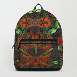 Bad A$$ Stained Glass Backpack