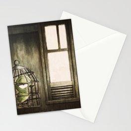Le Samourai Stationery Cards