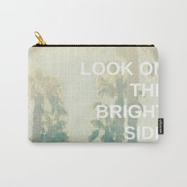 Look on the Bright Side Carry-All Pouch