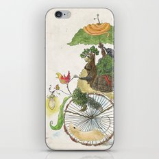 The Life Cycle iPhone Skin