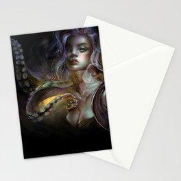 Unfortunate souls - Ursula octopus Stationery Cards