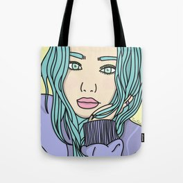 Make Me Pretty Tote Bag
