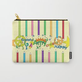 Grateful 4 Amy Carry-All Pouch
