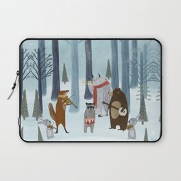 nature symphony Laptop Sleeve