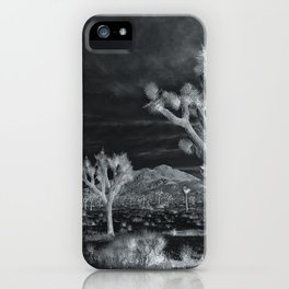 Joshua Tree InfraRed by CREYES iPhone Case