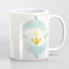 white whale Coffee Mug
