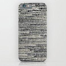 Watercolour Lines iPhone 6s Slim Case