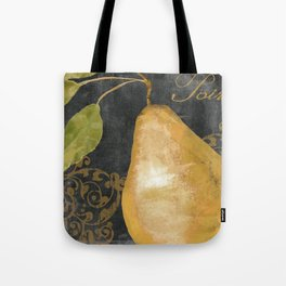 Melange Pear Tote Bag