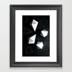 Origami #2 Framed Art Print