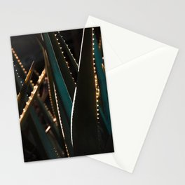 Golden Hour Cactus Stationery Cards