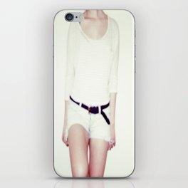 Monochrome iPhone Skin
