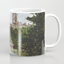 Durham view Coffee Mug