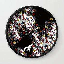 dark and whimsical Wall Clock