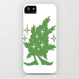 Buddie Krystals iPhone Case
