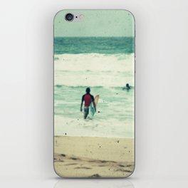 SURF #3 iPhone Skin