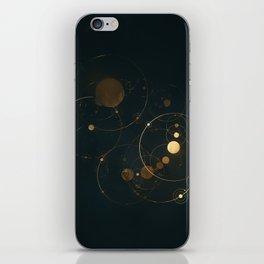 Day 1127 /// Cosmic Volume Overlap iPhone Skin