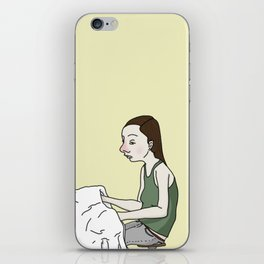 It's A Hand Thing iPhone Skin