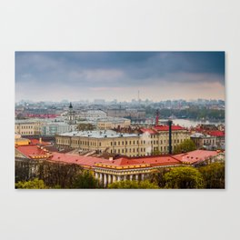 Saint Petersburg , Russia Canvas Print