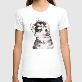 Baby Husky T-shirt