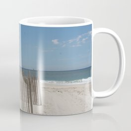 Long Island Beach Coffee Mug